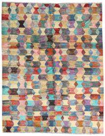Moroccan Berber - Afghanistan Alfombra 186X236 Moderna Hecha A Mano Marrón Oscuro/Gris Claro (Lana, Afganistán)