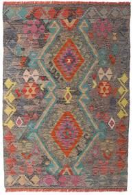 Kilim Afghan Old Style Alfombra 98X146 Oriental Tejida A Mano (Lana, Afganistán)
