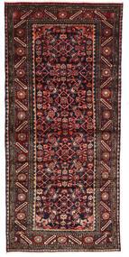 Hamadan Alfombra 101X220 Oriental Hecha A Mano (Lana, Persia/Irán)