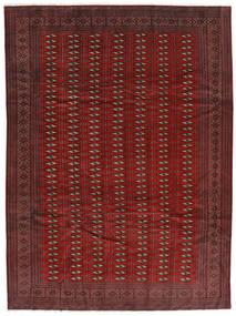 Turkaman Alfombra 248X337 Oriental Hecha A Mano Rojo Oscuro/Marrón Oscuro (Lana, Persia/Irán)