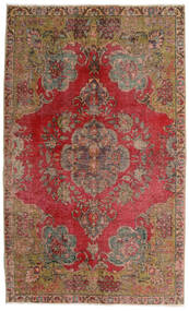 Vintage Heritage Alfombra 140X230 Moderna Hecha A Mano Marrón Oscuro/Rojo Oscuro (Lana, Persia/Irán)