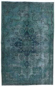 Vintage Heritage Alfombra 147X233 Moderna Hecha A Mano Turquesa Oscuro/Azul (Lana, Persia/Irán)