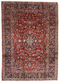 Keshan Alfombra 196X275 Oriental Hecha A Mano (Lana, Persia/Irán)