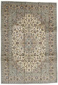 Keshan Alfombra 248X354 Oriental Hecha A Mano Marrón Oscuro/Negro (Lana, Persia/Irán)