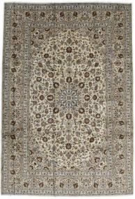 Keshan Alfombra 246X357 Oriental Hecha A Mano Marrón Oscuro/Negro (Lana, Persia/Irán)