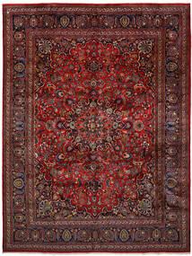 Mashad Alfombra 296X393 Oriental Hecha A Mano Grande (Lana, Persia/Irán)
