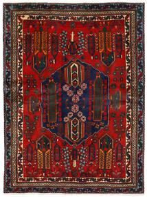 Afshar Alfombra 162X224 Oriental Hecha A Mano (Lana, Persia/Irán)