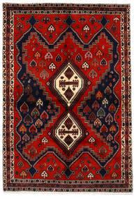 Afshar Alfombra 159X233 Oriental Hecha A Mano (Lana, Persia/Irán)