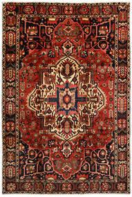 Bakhtiar Alfombra 214X316 Oriental Hecha A Mano Marrón Oscuro/Rojo Oscuro (Lana, Persia/Irán)