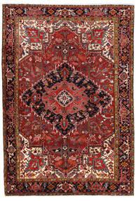 Heriz Alfombra 227X330 Oriental Hecha A Mano (Lana, Persia/Irán)