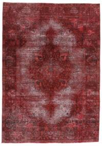 Vintage Heritage Alfombra 198X284 Moderna Hecha A Mano Rojo Oscuro/Violeta (Lana, Persia/Irán)