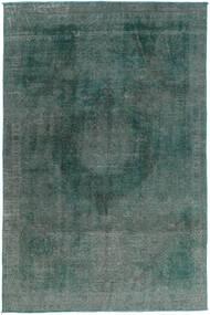Vintage Heritage Alfombra 163X248 Moderna Hecha A Mano Verde Oscuro/Turquesa Oscuro (Lana, Persia/Irán)