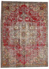 Vintage Heritage Alfombra 227X312 Moderna Hecha A Mano Gris Oscuro/Gris Claro/Rojo Oscuro (Lana, Persia/Irán)