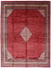 Sarough Mir Alfombra 294X394 Oriental Hecha A Mano Grande (Lana, Persia/Irán)