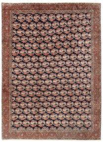 Bidjar Alfombra 254X343 Oriental Hecha A Mano Rojo Oscuro/Marrón Grande (Lana, Persia/Irán)