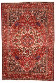 Bakhtiar Collectible Alfombra 212X311 Oriental Hecha A Mano Rojo Oscuro/Óxido/Roja (Lana, Persia/Irán)