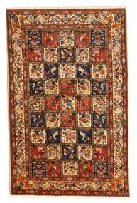 Bakhtiar Collectible Alfombra 210X323 Oriental Hecha A Mano Marrón Oscuro/Rojo Oscuro (Lana, Persia/Irán)