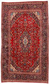 Keshan Alfombra 192X325 Oriental Hecha A Mano Rojo Oscuro/Óxido/Roja (Lana, Persia/Irán)