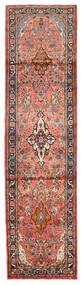 Mehraban Alfombra 77X297 Oriental Hecha A Mano Rojo Oscuro/Marrón Claro (Lana, Persia/Irán)