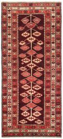 Kilim Karabaj Alfombra 132X303 Oriental Tejida A Mano Rojo Oscuro/Óxido/Roja (Lana, Azerbaiyán/Rusia)