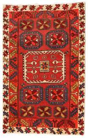 Ardabil Alfombra 74X107 Oriental Hecha A Mano Marrón Oscuro/Rojo Oscuro (Lana, Persia/Irán)