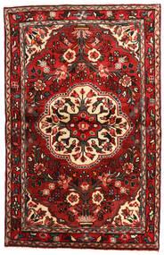 Mehraban Alfombra 100X168 Oriental Hecha A Mano Rojo Oscuro/Marrón Oscuro (Lana, Persia/Irán)