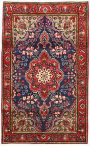 Tabriz Alfombra 100X165 Oriental Hecha A Mano Óxido/Roja/Gris Oscuro (Lana, Persia/Irán)
