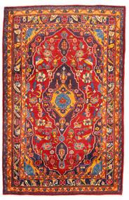Golpayegan Alfombra 107X168 Oriental Hecha A Mano Óxido/Roja/Rojo Oscuro (Lana, Persia/Irán)