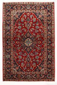 Keshan Alfombra 97X147 Oriental Hecha A Mano Rojo Oscuro/Beige (Lana, Persia/Irán)