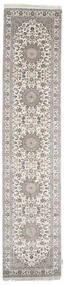 Nain Indo Alfombra 80X365 Oriental Hecha A Mano ( India)