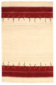 Loribaf Loom Alfombra 153X241 Moderna Hecha A Mano Beige Oscuro/Beige (Lana, India)