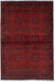 Afghan Khal Mohammadi Alfombra 104X152 Oriental Hecha A Mano Rojo Oscuro/Marrón Oscuro (Lana, Afganistán)