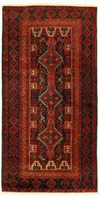 Belouch Alfombra 96X193 Oriental Hecha A Mano (Lana, Persia/Irán)
