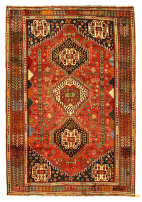 Gashgai Alfombra 182X270 Oriental Hecha A Mano (Lana, Persia/Irán)