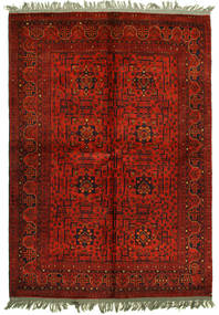 Afghan Khal Mohammadi Alfombra 169X240 Oriental Hecha A Mano (Lana, Afganistán)