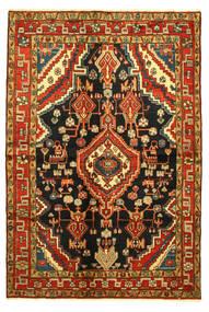 Hamadan Alfombra 138X203 Oriental Hecha A Mano (Lana, Persia/Irán)